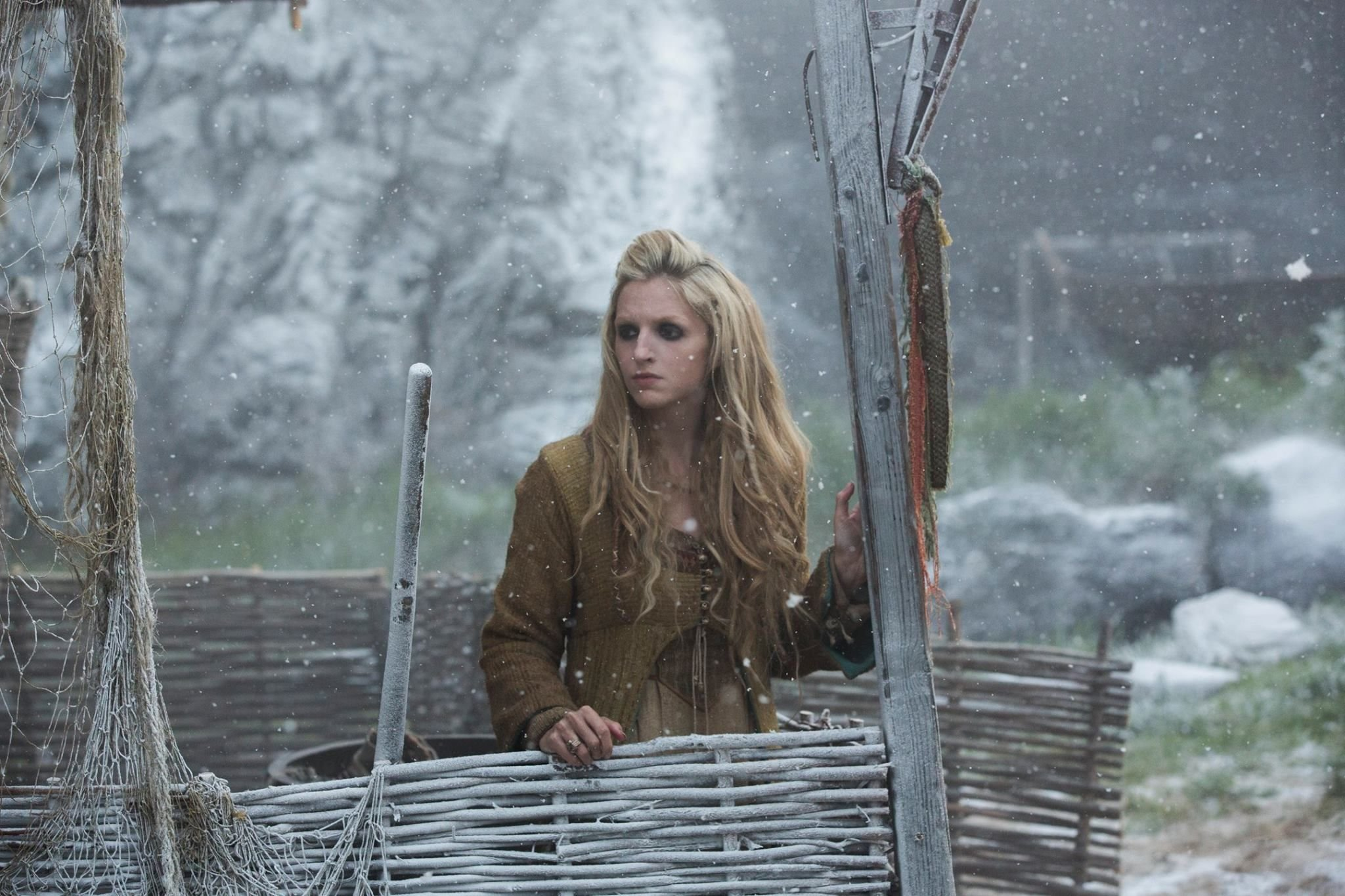 Maude hirst vikings new pictures